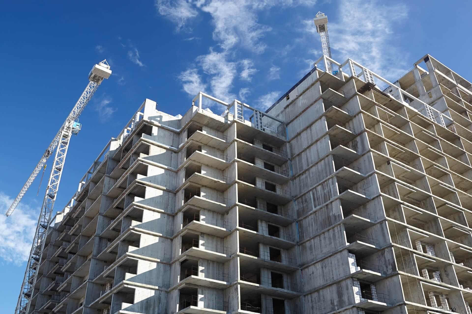 הקמת בניין